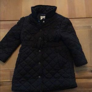Other - Girls black winter coat